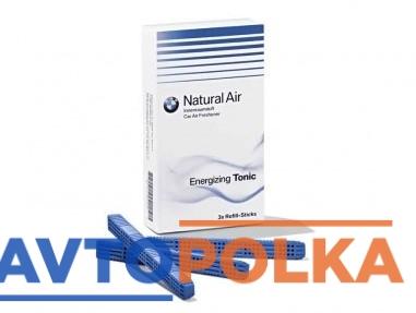Комплект сменных картриджей освежителя воздуха BMW Energising Tonic Refill Kit